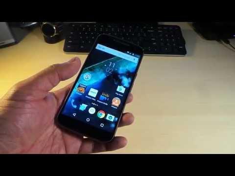 Moto G4 by Motorola Last Word Review  Amazon Ads on Lockscreen