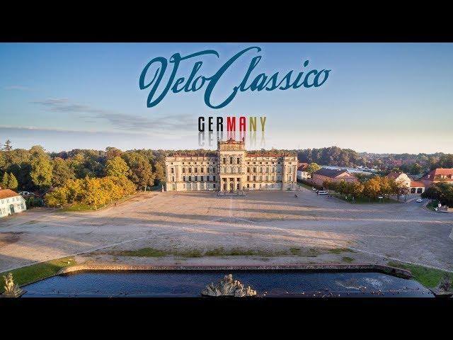 Velo Classico in Ludwigslust - Historische Fahrräder vor wunderschönen Kulissen