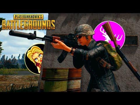 CHICKEN DINNER MED DME OG VERCINGER! - Player Unknown Battlegrounds Dansk thumbnail