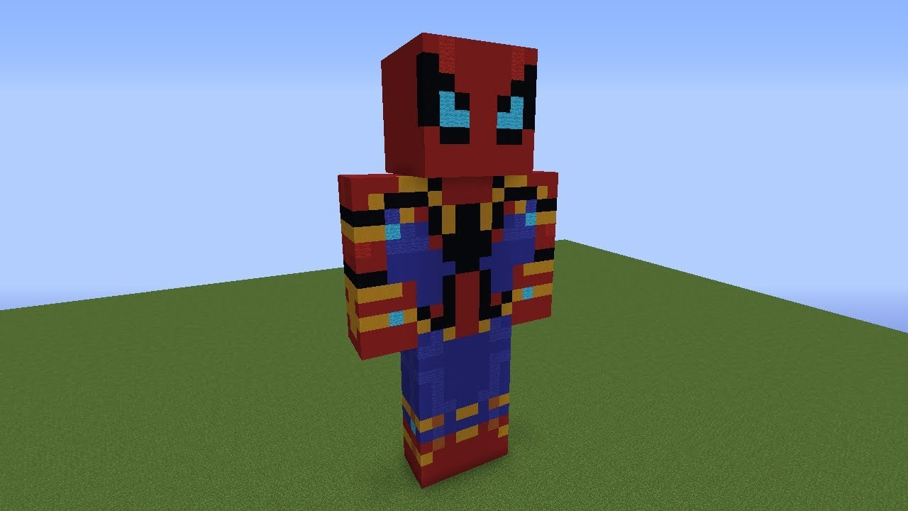 Spider Statue Minecraft Minecraft - How...