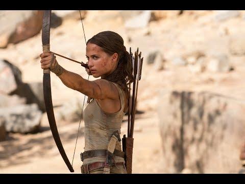 Tomb Raider: Las Aventuras de Lara Croft - Trailer 2 - Oficial Warner Bros. Pictures