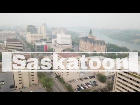 Drone Saskatoon, Saskatchewan, Canada