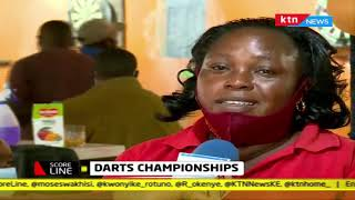 Darts championships underway in Rongai   SCORELINE