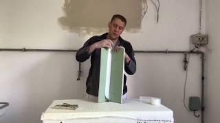 Как правильно шпаклевать углы гипсокартона под покраску