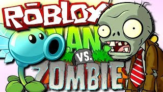 PLANTS VS ZOMBIE ROBLOX #2