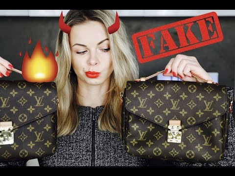 🔍 Louis Vuitton Pochette Métis: 👜 REAL vs FAKE 🚫 + QUIZ! 💯