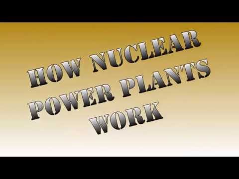 How Nuclear Power Plants Work - Physics Made Fun