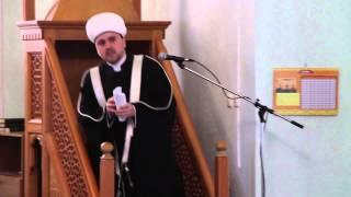 Пятничная проповедь Рушана Аббясова