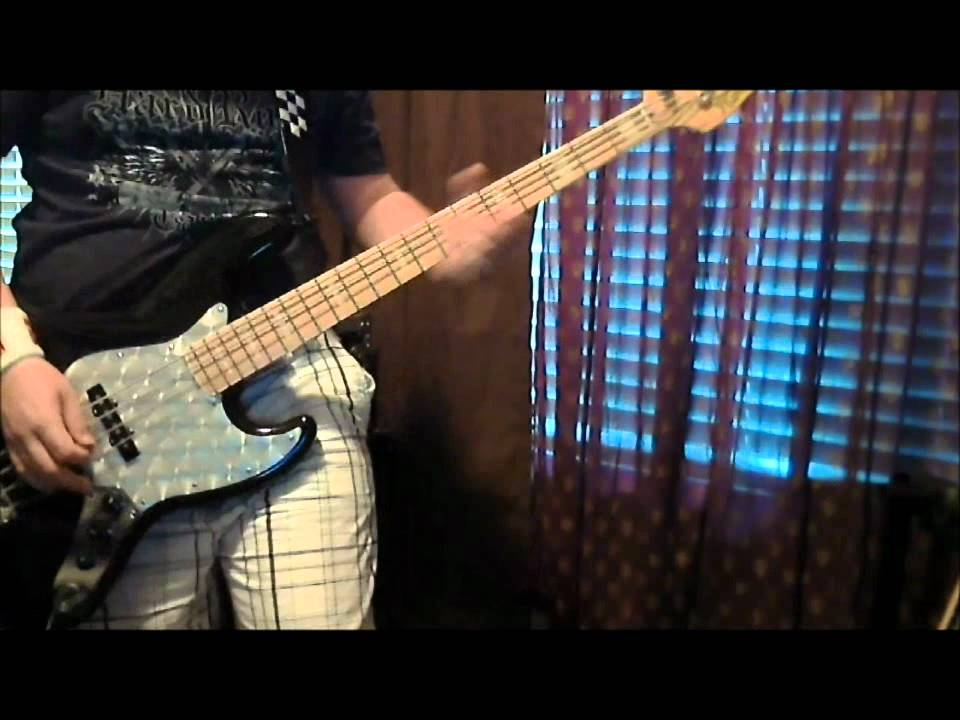 Neon Trees - Everybody Talks Bass Cover - YouTube