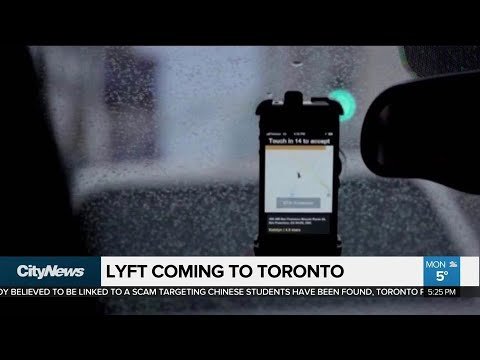Beck Taxi says it doesn't want Lyft in Toronto because of Uber sex assaults