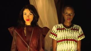 Baccalauréat en gestion et design de la mode: «Projet de fin d'études de Jehane Bakary»