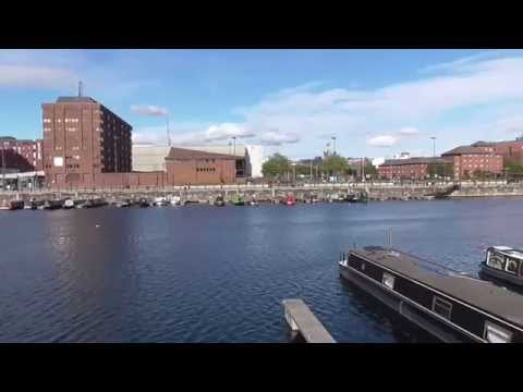 Liverpool Albert Dock and Waterfront