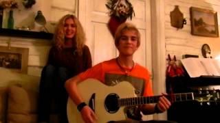 Robin - Sua varten (acoustic cover)