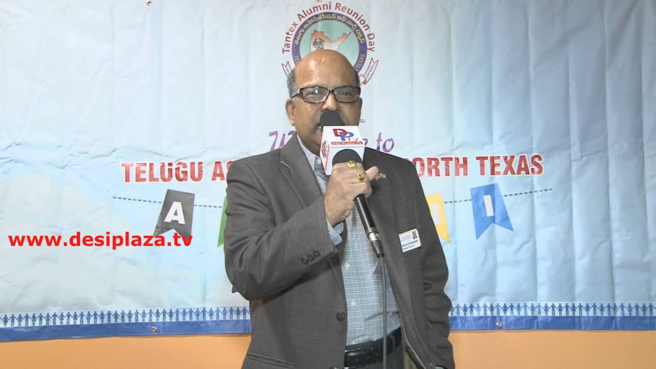 "Subbu Jonnalagadda,TANTEX President Elect requesting for fundraising for ""Dallas 4 Chennai"""