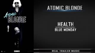 Atomic Blonde Red-Band Trailer Music | HEALTH - Blue Monday