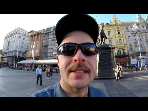 Europe 2017 Vlog: Zagreb: An Underrated Gem (and More of Sarajevo)