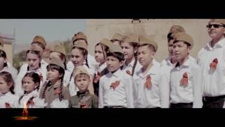 9 мая день победы - 2017. Таджикистан, Худжанд