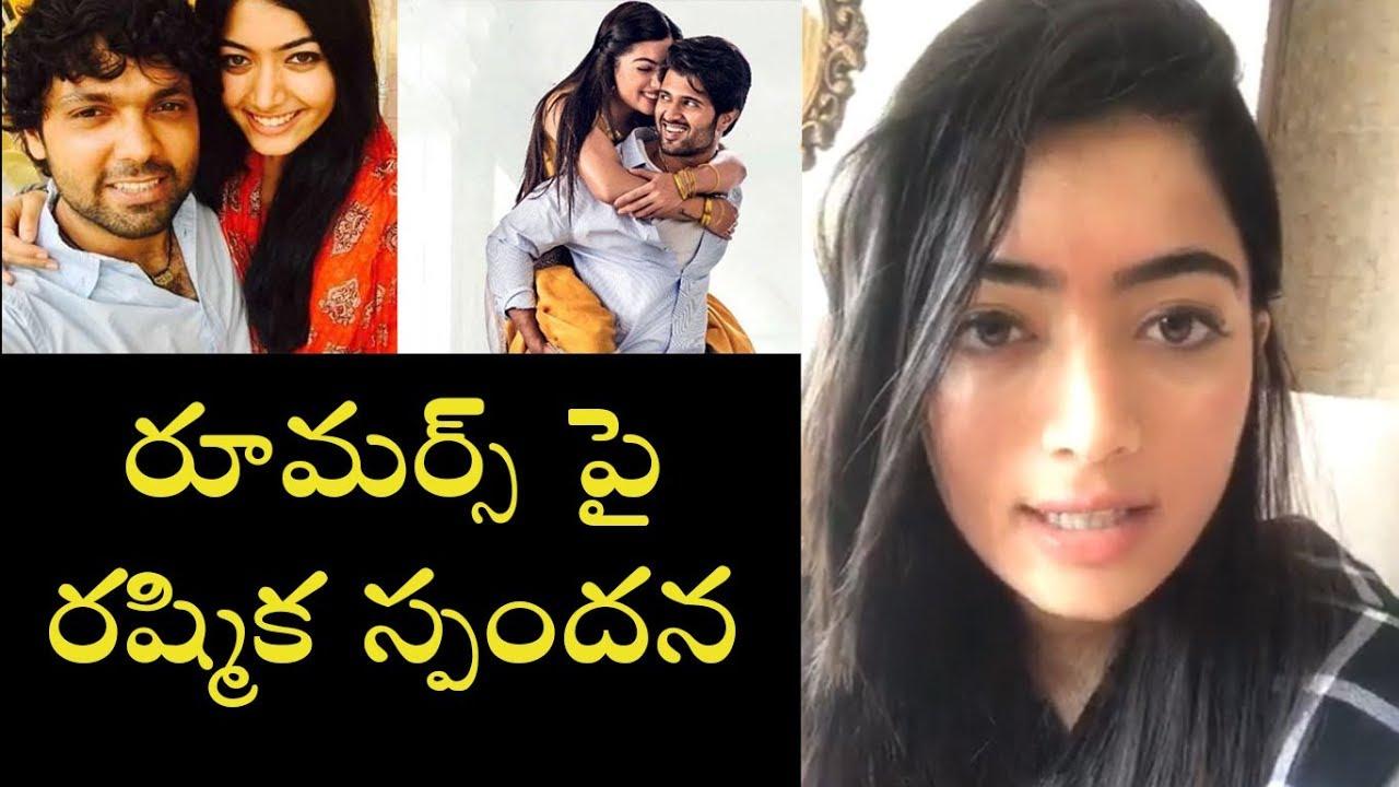 Watch Rashmika Mandanna video