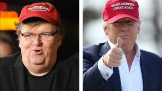 Michael Moore says Trump voters are saying Fuck You with their vote
