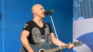 Денис Майданов вечная любовь концерт в Севастополе 2014г