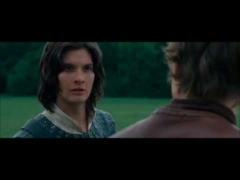 Prince Caspian and King Peter Fight Favourite Narnia Scene Feat Shannon O'Brien