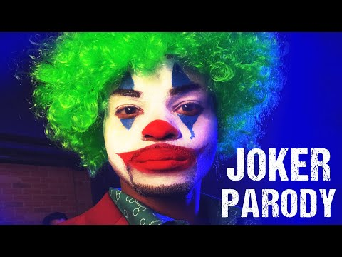 Tone Kapone - Joker Parody -Black Joker (Hilarious)