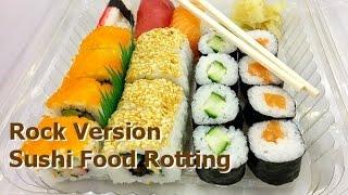 Food Rotting Time Lapse - Sushi Box