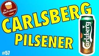 #57 Carlsberg Pilsener | Biertest