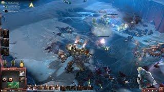 Первый обзор геймплея Dawn of War III