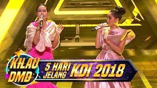 Video DUO CANTIK! Iis Dahlia Feat Ayu Ting Ting [JARAN GOYANG] - Kilau DMD (11/7) download MP3, 3GP, MP4, WEBM, AVI, FLV Juli 2018
