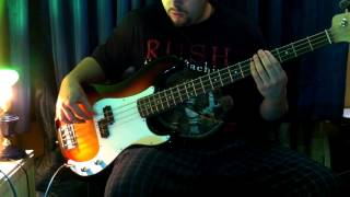 Danko Jones - Lovercall Bass Cover
