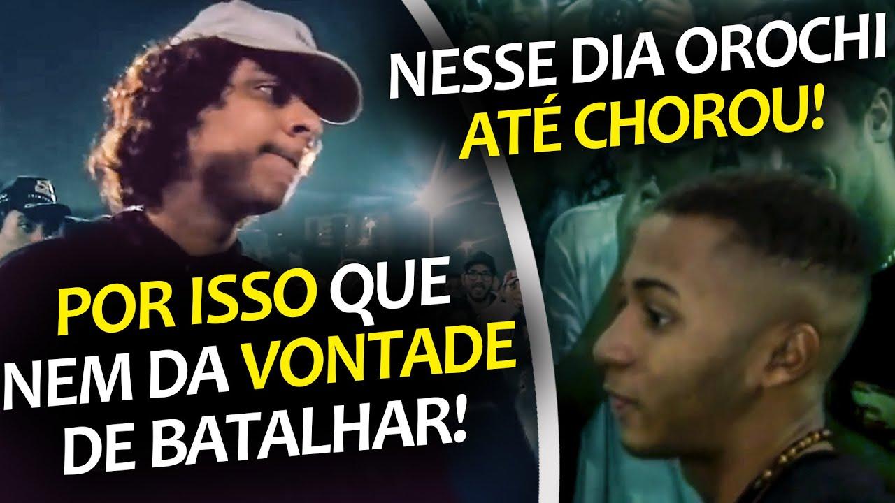 A ÚLTIMA BATALHA SOLO DE CADA MC