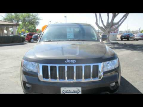 2013 Jeep Grand Cherokee SUV 4X4 for sale at 125 W. Boutz Rd. Las Cruces NM USA 88005