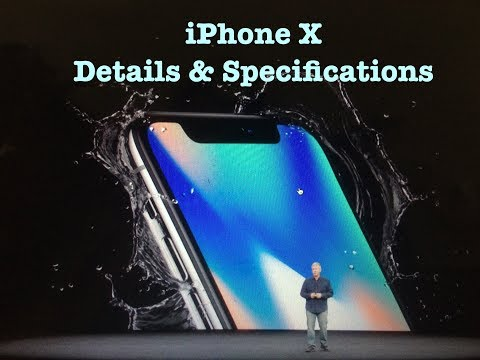 iPhone X hands-on live from Apple Event 2017 -SNC