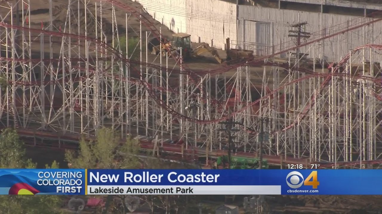 Get Ready For A New Ride At Lakeside