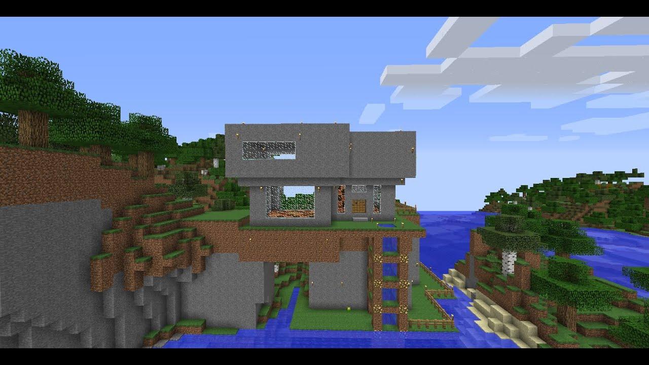 Casas minecraft casa en el bosque mapa de descarga - Casas el bosque ...