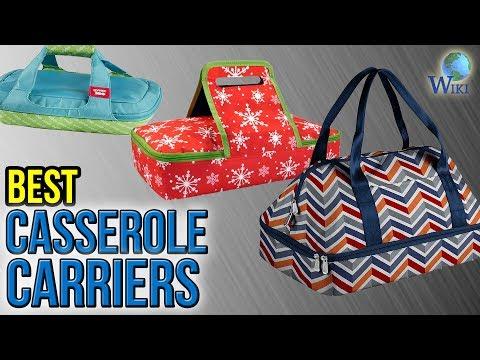 10 Best Casserole Carriers 2017 - YouTube