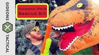 Jurassic Park Rescue Kit