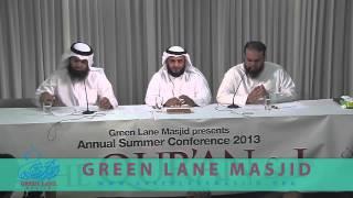 Interview Sheikh Mishari Rashid Al Afasy لقاء الشيخ مشاري العفاسي في بريطانيا 2013