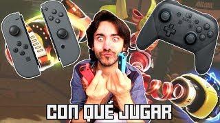 ARMS - JUGAR CON JOYCONS O MANDO PRO? (Nintendo Switch)