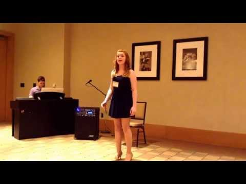 Bree Russell: American Guild of Music 2014 - Pop Vocals