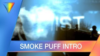 Jak zrobić Smoke Puff Intro? ▪ HitFilm Express & PRO #82 | Poradnik ▪ Tutorial