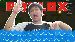 Le flot de mouvement, vous devez vous échapper! -Roblox Indonésie Flood Escape 2