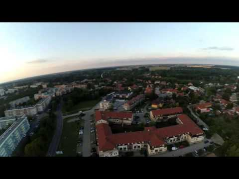 Let's travel #1 - Hungary - Flying Pant FPV