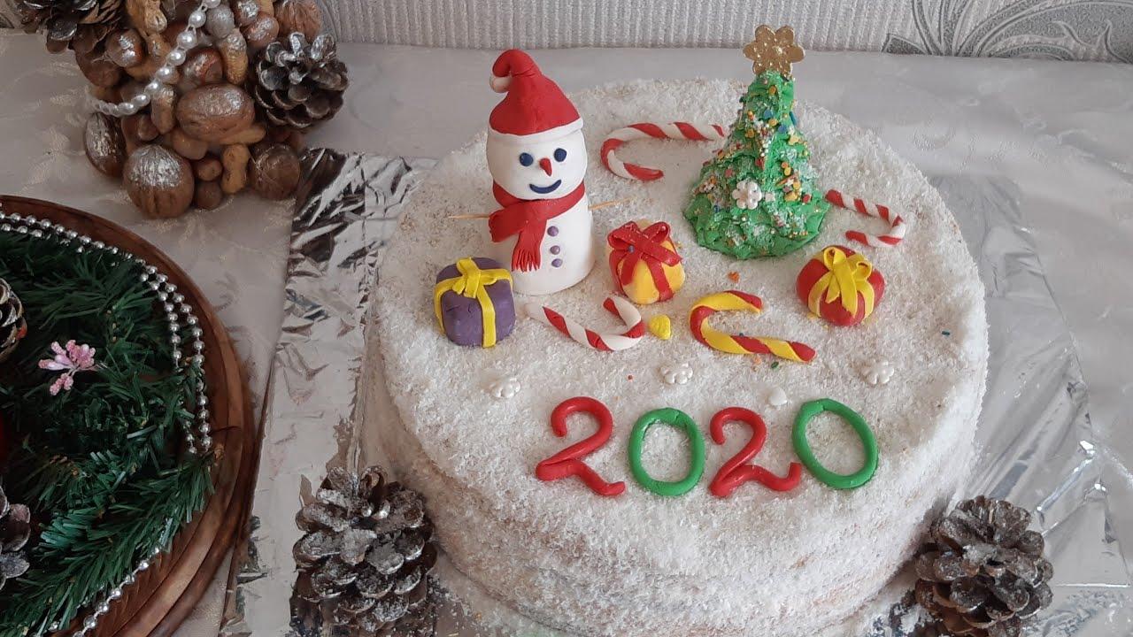 Yeni Il Tortu 2020 Her Kesin Videonu Izleyerek Cox Asanliqla Hazirlaya Bileceyiyi Qis Tortu Youtube