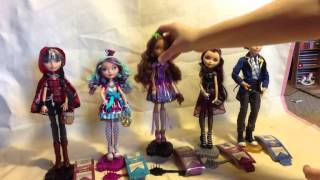 Ever After High Rebel Doll Review