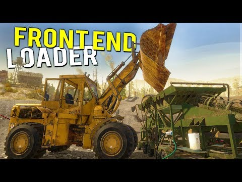 New FRONT END LOADER + DOUBLE WASH STATION! HIDDEN MAGNETITE! - Gold Rush Full Release Gameplay