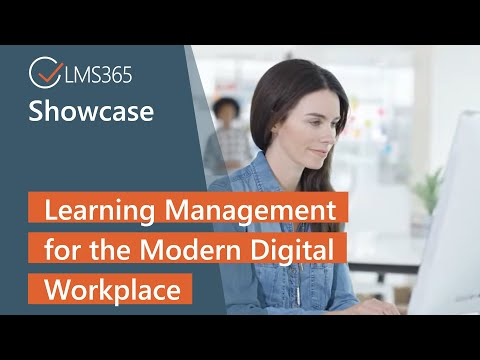 LMS365 - Learning Management for the Modern Digital Workplace
