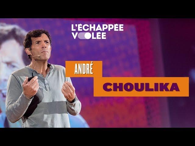 André Choulika : Vers la fin du hasard génétique !