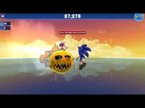 Sonic Dash Unlocking Shadow